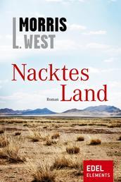 Nacktes Land