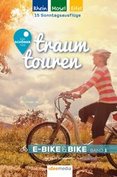 traumtouren E-Bike&Bike Band 1