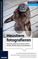 Wiebke Haas: Foto Praxis Haustiere fotografieren ★★★★