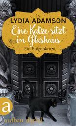 Eine Katze sitzt im Glashaus - Kriminalroman