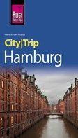 Hans-Jürgen Fründt: CityTrip Hamburg (English Edition)