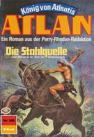 Harvey Patton: Atlan 306: Die Stahlquelle ★★★★