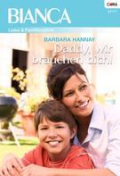 Barbara Hannay: Daddy, wir brauchen dich! ★★★★
