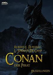 CONAN, DER PIRAT - Erzählungen
