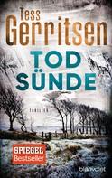 Tess Gerritsen: Todsünde ★★★★