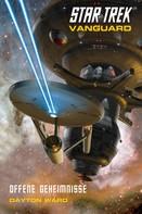 Dayton Ward: Star Trek - Vanguard 4: Offene Geheimnisse ★★★★