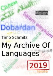 My Archive Of Languages (2019 Edition)
