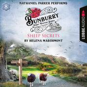 Bunburry - Sheep Secrets - A Cosy Mystery Series, Episode 8 (Unabridged)
