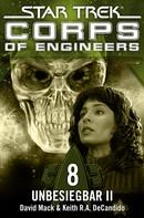 David Mack: Star Trek - Corps of Engineers 08: Unbesiegbar 2 ★★★★