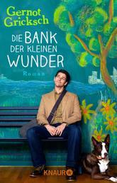 Die Bank der kleinen Wunder - Roman