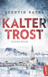 Kalter Trost - Island-Krimi