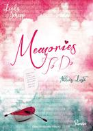 Linda Schipp: Memories to Do ★★★★