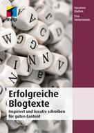 Susanne Diehm: Erfolgreiche Blogtexte ★★★★