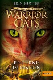 Warrior Cats - Das gebrochene Gesetz - Finsternis im Inneren - Staffel VII, Band 4
