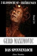 Gerd Maximovic: Das Spinnenloch
