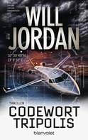 Will Jordan: Codewort Tripolis ★★★★