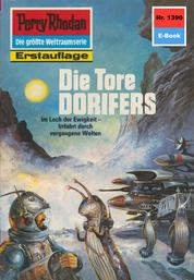 "Perry Rhodan 1390: Die Tore DORIFERS - Perry Rhodan-Zyklus ""Tarkan"""