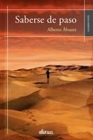 Alberto Álvarez: Saberse de paso
