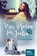Katja Martens: Vier Pfoten für Julia - Winterzauber ★★★★