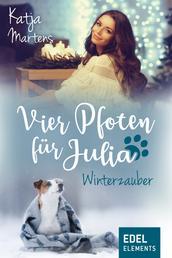 Vier Pfoten für Julia - Winterzauber