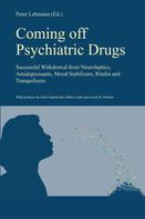 Peter Lehmann: Coming off Psychiatric Drugs