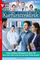 Nina Kayser-Darius: Kurfürstenklinik 73 – Arztroman ★★★★★