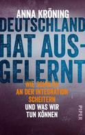 Anna Kröning: Deutschland hat ausgelernt ★★