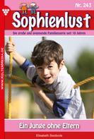 Elisabeth Swoboda: Sophienlust 243 – Familienroman ★★★★★