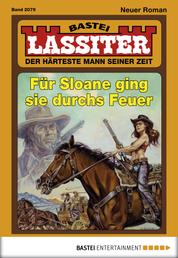 Lassiter - Folge 2079 - Für Sloane ging sie durchs Feuer