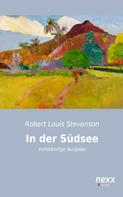 Robert Louis Stevenson: In der Südsee