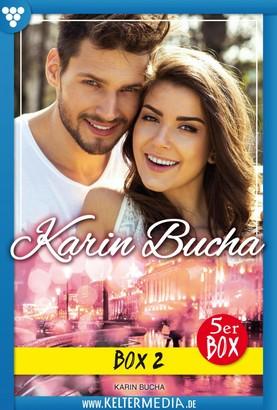 Karin Bucha 5er Box 2 – Liebesroman