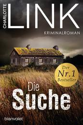 Die Suche - Kriminalroman -