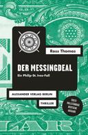 Ross Thomas: Der Messingdeal