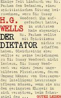 H. G. Wells: Der Diktator oder Mr. Parham wird allmächtig
