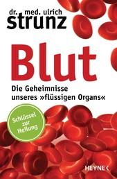 Blut - Die Geheimnisse unseres »flüssigen Organs« - Schlüssel zur Heilung