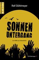 Rolf Düfelmeyer: Sonnenuntergang ★★★★