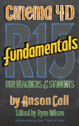 CINEMA 4D R15 Fundamentals - For Teachers and Students
