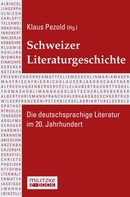 Klaus Pezold: Schweizer Literaturgeschichte ★★★★★
