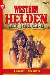 Western Helden 14 – Erotik Western - Falsches Spiel in Tanglewood