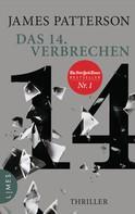 James Patterson: Das 14. Verbrechen ★★★★
