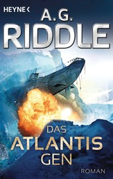 Das Atlantis-Gen - Roman