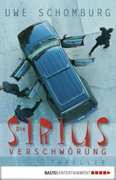 Die Sirius-Verschwörung - Thriller