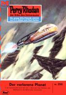 Clark Darlton: Perry Rhodan 295: Der verlorene Planet ★★★★