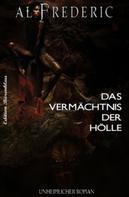 Al Frederic: Das Vermächtnis der Hölle