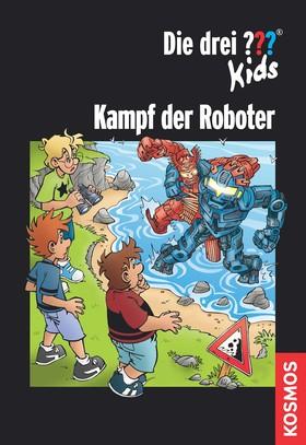 Die drei ??? Kids, Kampf der Roboter (drei Fragezeichen Kids)