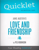 Dolly Tavasieff: Quicklet on Jane Austen's Love and Friendship (CliffNotes-like Summary)