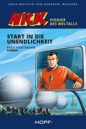 Nick 1 (Pionier des Weltalls): Start in die Unendlichkeit