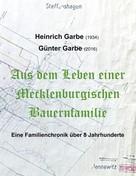 Berthold Wendt: Aus dem Leben einer Mecklenburgischen Bauernfamilie