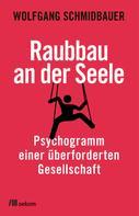 Wolfgang Schmidbauer: Raubbau an der Seele ★★★★