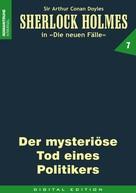 G. Arentzen: SHERLOCK HOLMES 7